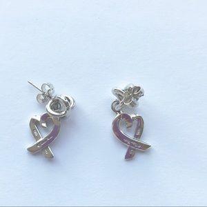 🌸Heart Pierce Dangle Earrings Paloma Picasso🌸